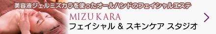 MIZUKARAフェイシャル&スキンケアスタジオ